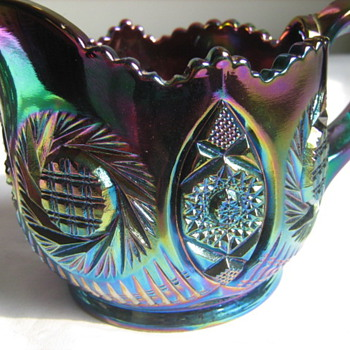 Carnival Glass - Glassware