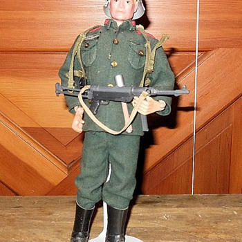 GI Joe German Soldier - Toys