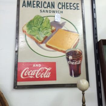 American Cheese & Coca-Cola - Coca-Cola
