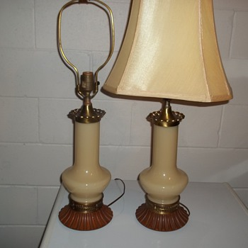 Art Deco Lamps? - Lamps