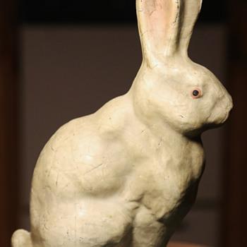 Very Old Bunny Rabbit - Animals