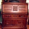 Chicago Ill, Septemer 25, 1877 Desk Bed