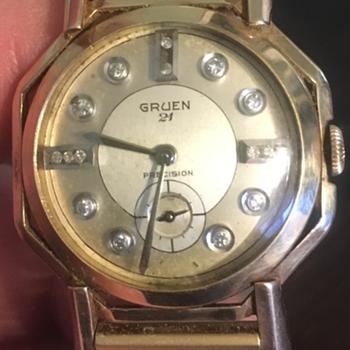 Green 21 watch