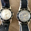 vintage Elgin Zodiac day and night watches