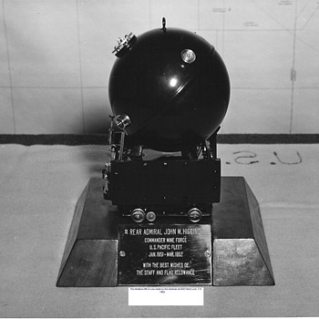U.S. Navy Mk-6 Mine Presentation - Military and Wartime