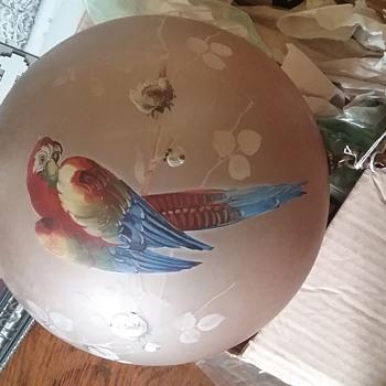 Parrot Hanging Light