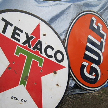 The Gulf of Texaco - Petroliana