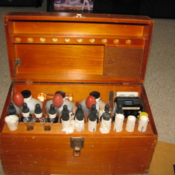 Vintage Soil Test Kit
