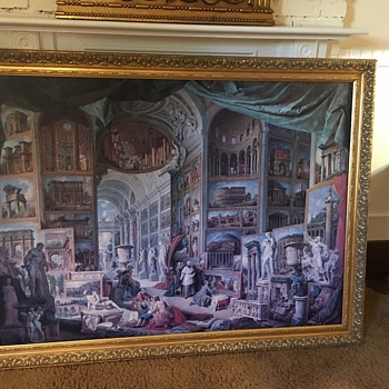Can someone tell me something about this painting?