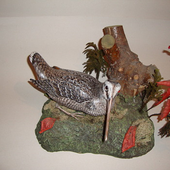 Some of my wooden favorite duck decoys - Animals