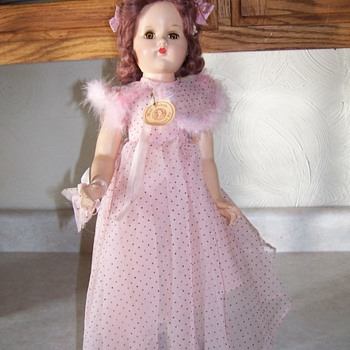 Miss Babette doll - Dolls