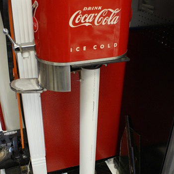Coca Cola Syrup dispenser - Coca-Cola