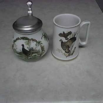 JOHN JAMES AUDUBON STEIN - Breweriana