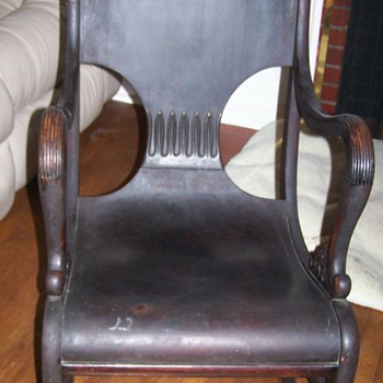 unique rocking chair - Furniture
