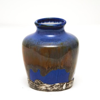 Small vase, Fritz Krug (Germany), ca. 1910 - Art Pottery