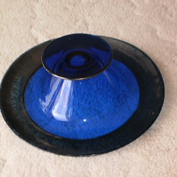 My Grandmother's Favorite Blue Bowl
