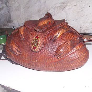 Armadillo purse - Bags