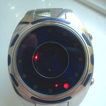 Very rare Solsuno Dark Blue - Wristwatches