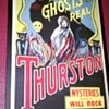 "Thurston ""Are Ghosts Real"" Stone Lithograph Poster"