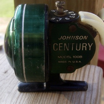 Johnson Century Reel