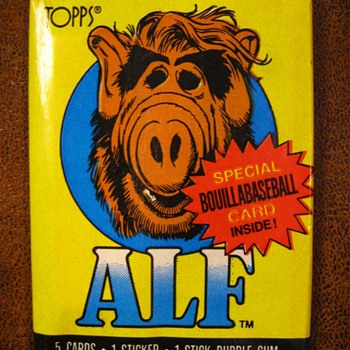 ALF Trading Cards - Cards