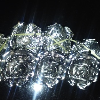 A Rose..Is A Rose..Is A Rose.... - Costume Jewelry