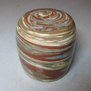 Desert Sands shaker for Ho2cultcha - Art Pottery