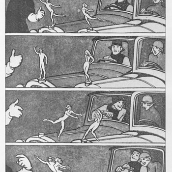 A Mascot Romance By J.H. Dowd, c1932