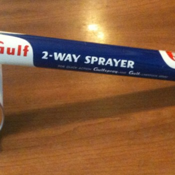 Vintage 2-way gulf sprayer