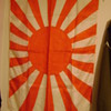 WWII Japanese Rising Sun Banner