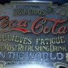 Coca-Cola mirror / Tray