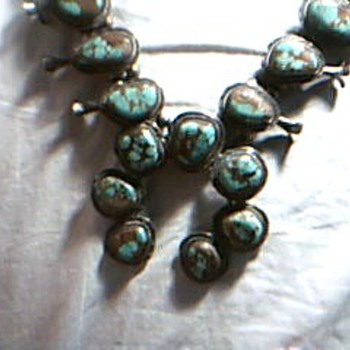 Our old indian necklace - Fine Jewelry