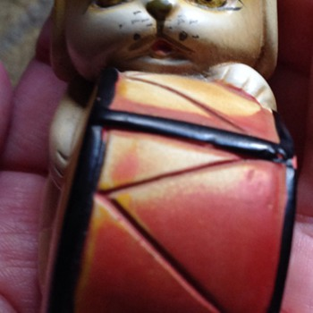 Vintage pencil sharpener - Figurines