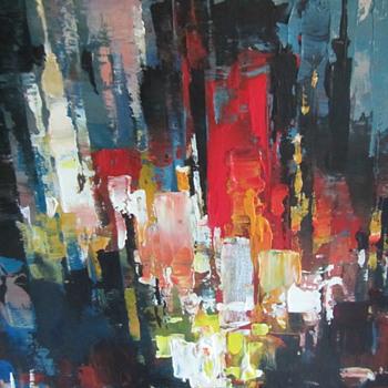 Willem Haenraets Painting