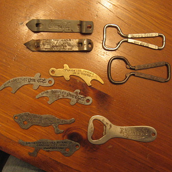 Bottle Openers - Coca-Cola