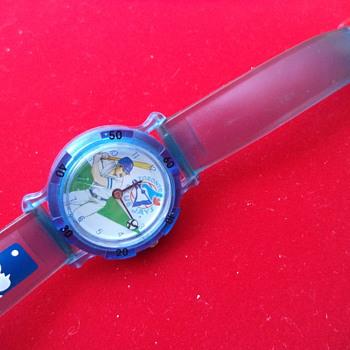 Blue Jays wrist watch