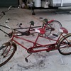58' and 64' Schwinn Tandems