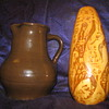 Alabama Pottery: D.M. Pound, Roanoke ALA & Tuskegee University Pottery