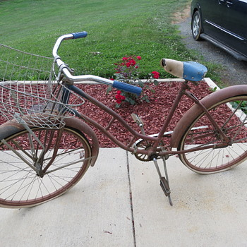 Bicycle (Shelby Flyer) - Sporting Goods