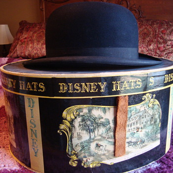 Stetson Bowler Hat