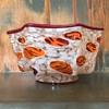 Kralik -knuckle bowl with tiger canes