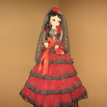 Cloth Doll - Dolls
