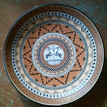 Nassos Rodos Pottery, 1982?  - Pottery