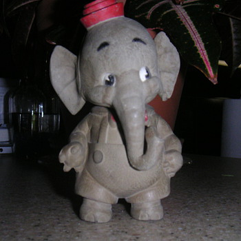 Original Disney Dumbo Elephant Doll - Dolls