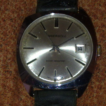 VINTAGE INGERSOLL WRISTWATCH - Wristwatches