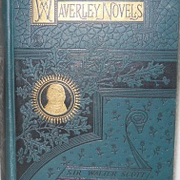 Waverly Novels; Red Gauntlet and The Pirate - Books