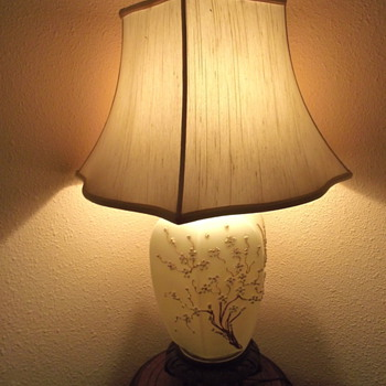One of my favorite lamps