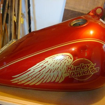 gas tank - Motorcycles