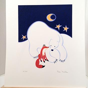 Hard to Find / Mint Rie Munoz Prints - Visual Art