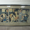 Two Japenese Wood Block Prints